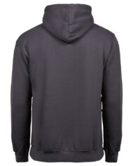 5430 Hooded dark grey Back