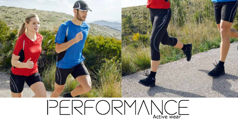Performance - active wear