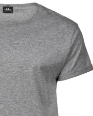 TJ 5062 heather grey sleeve